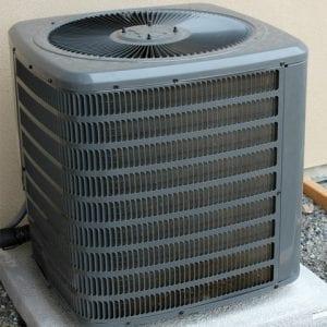 Beispiel eines industriellen Klimageräts zur Coldroom Kühlung